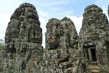 Angkor Thom Temple - Siem Reap - Cambodia
