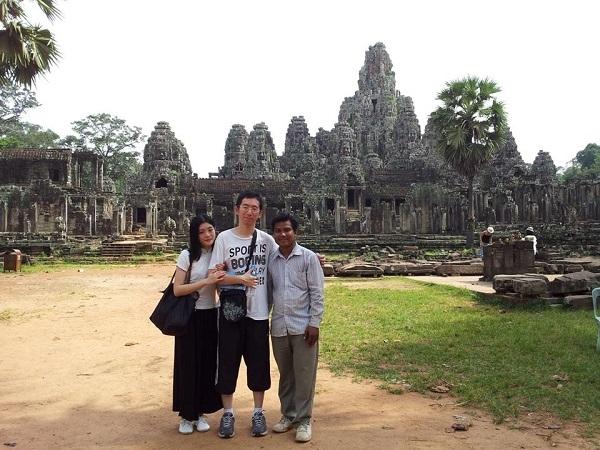 Angkor Tour 3 Days Photos