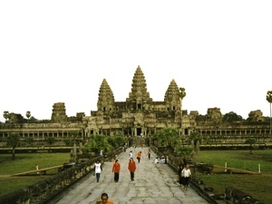 Enjoy Honeymoon At Charming Cambodia Package Fotos
