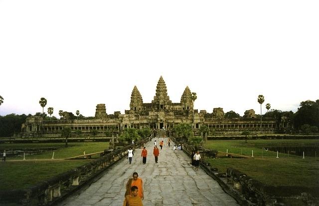 Enjoy Honeymoon At Charming Cambodia Package Photos