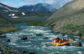 Aniakchak River Alaska