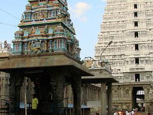 Annamalaiyar Templo