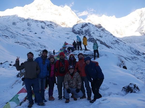 16 Days Annapurna Base Camp Trek Photos