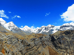Annapurna Panoramic (Mini Circuit Trek) Photos