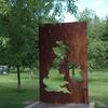 Anne Hathaway Sculpture