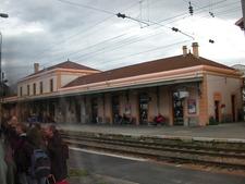 Annemasse Railway Station, Platforms