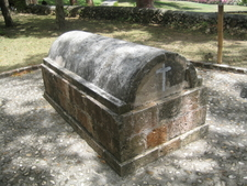 Annie Palmer Tomb At Rose Hall