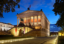 Another View Of Alte Nationalgalerie
