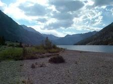MT Mystic Lake In Custer NF