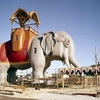 Another View Of The Lucy The Elephant