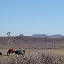 Antelope Hills, Oklahoma
