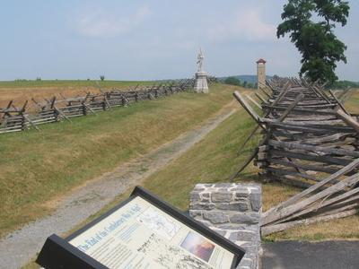 Antietam National Battlefield Surrounding Sharpsburg