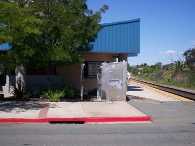 Antioch  California  Amtrak  Station  4
