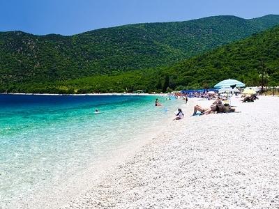 Antisamos Beach - Kefalonia