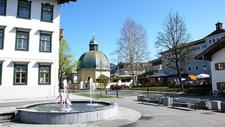 Antonius Chapel, St.Johann In Tirol, Austria