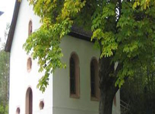 Antonius Chapel Ötzbruck Austria