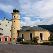 Antonius Church Lienz Austria