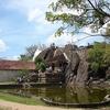 Anuradhapura Isurumuniya Rock Temple View