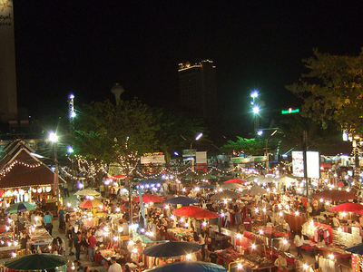 Anusarn Night Market