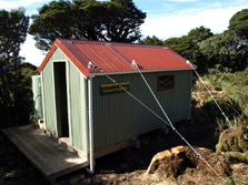 Aokaparangi Hut