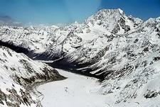 Aoraki-Mount Cook Enroute Hokitika - Southland NZ