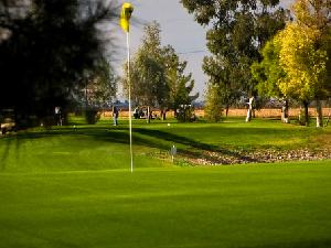 Apache dom Golf Club