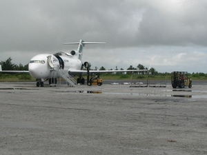 Christmas Island Aeroporto