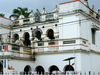 A Palatial House In Chettinad