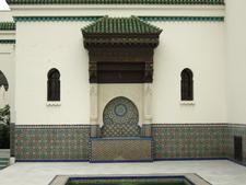 A Paris Mosque Interior