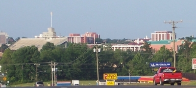 A Portion Of Murray As Seen From Us Hwy 641