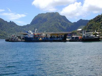 Pago Pago Harbor