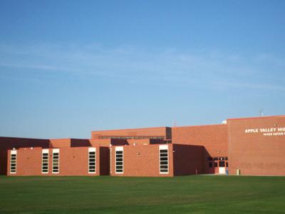Apple Valley High School Side