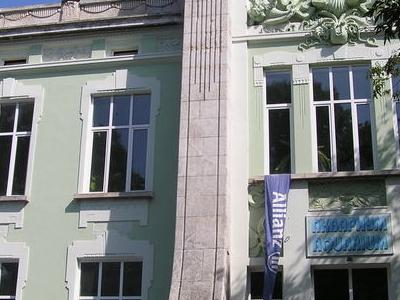 Varna Aquarium - Bulgaria