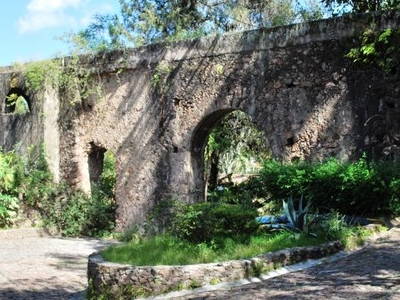 Aqueduct Of The Hacienda Chorrillo