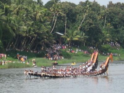 The Famous Uthrittathy Vallamkali