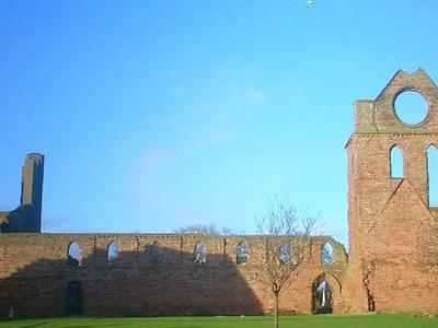 Arbroath Abbey Round O