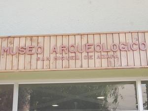 Museo Arqueológico y Antropológico