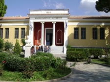 The Archaeological Museum Of Volos