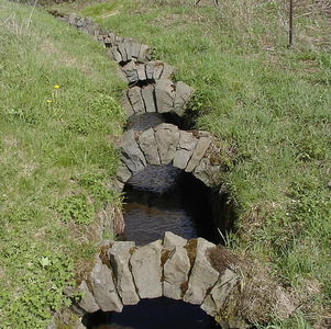 Arches On The Zellerfeld Ditch