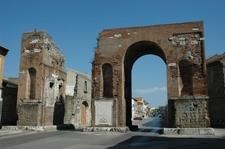 Arch Of Hadrian Arco Di Adriano