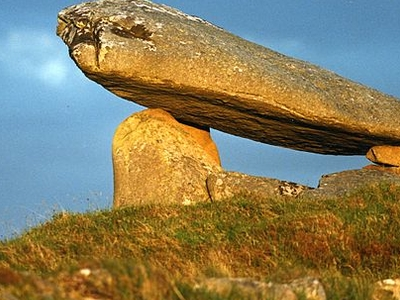 Ardara - Kilclooney Dolmen  - County Donegal - Ireland