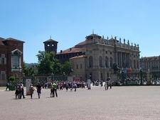 Area Of Palazzo Madama