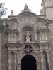 Arequipa Yanahuara Church Facade