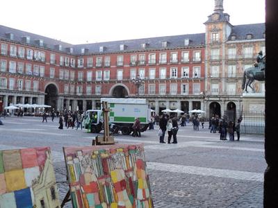 Arfforsale Plaza Mayor