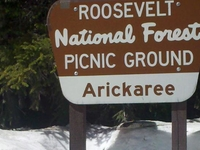 Arickaree Picnic Area