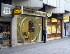 A Ring Shop In Hatton Garden