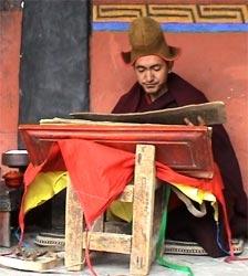 A Rizong Monk