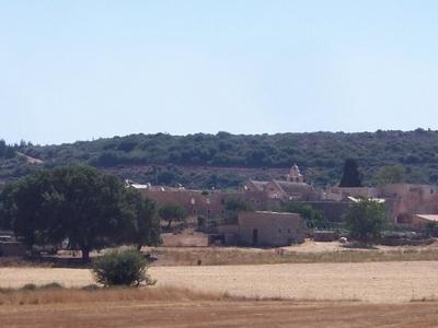 The Arkadian Plateau