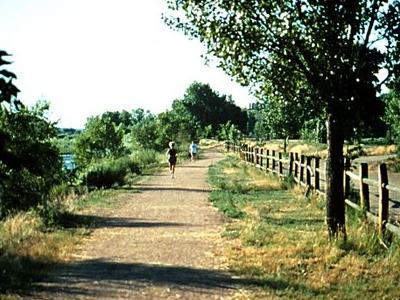 Arkansas Riverwalk
