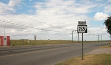 Arkansas Highway In Springdale